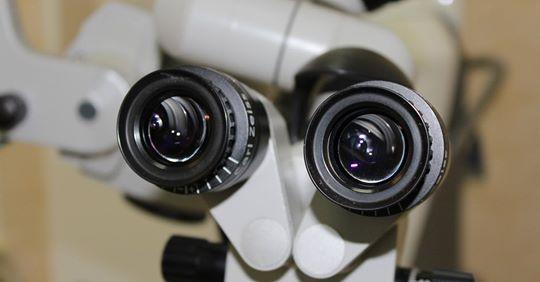 Новое оборудование получило офтальмологическое отделение Иркутской городской больницы №6 на 35-летний юбилей