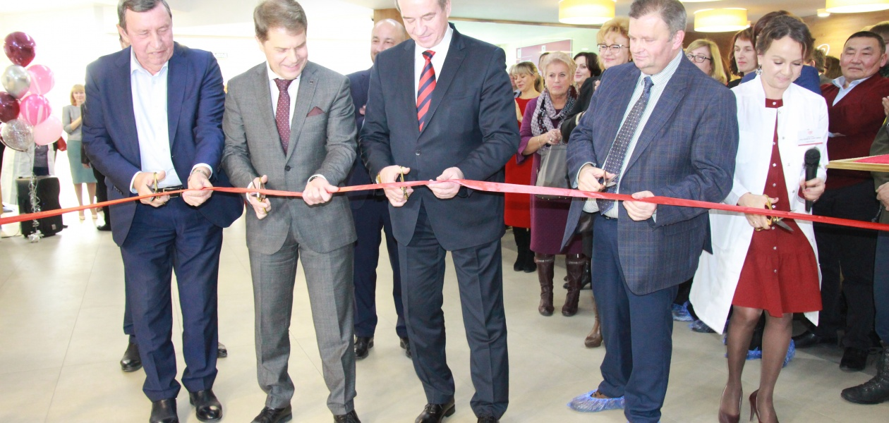Поликлиника открылась в поселке Молодежном под Иркутском – IrkutskMedia