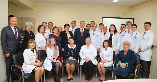 В Иркутской области впервые прошла операция по трансплантации печени