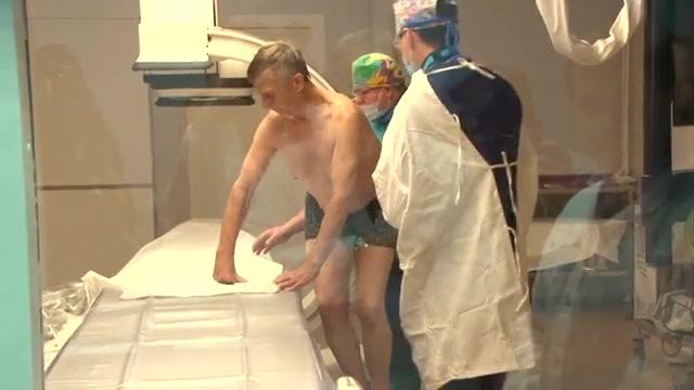 Посмотреть видео «В первой городской больнице Иркутска заработало обновленное первичное сосудистое отделение»