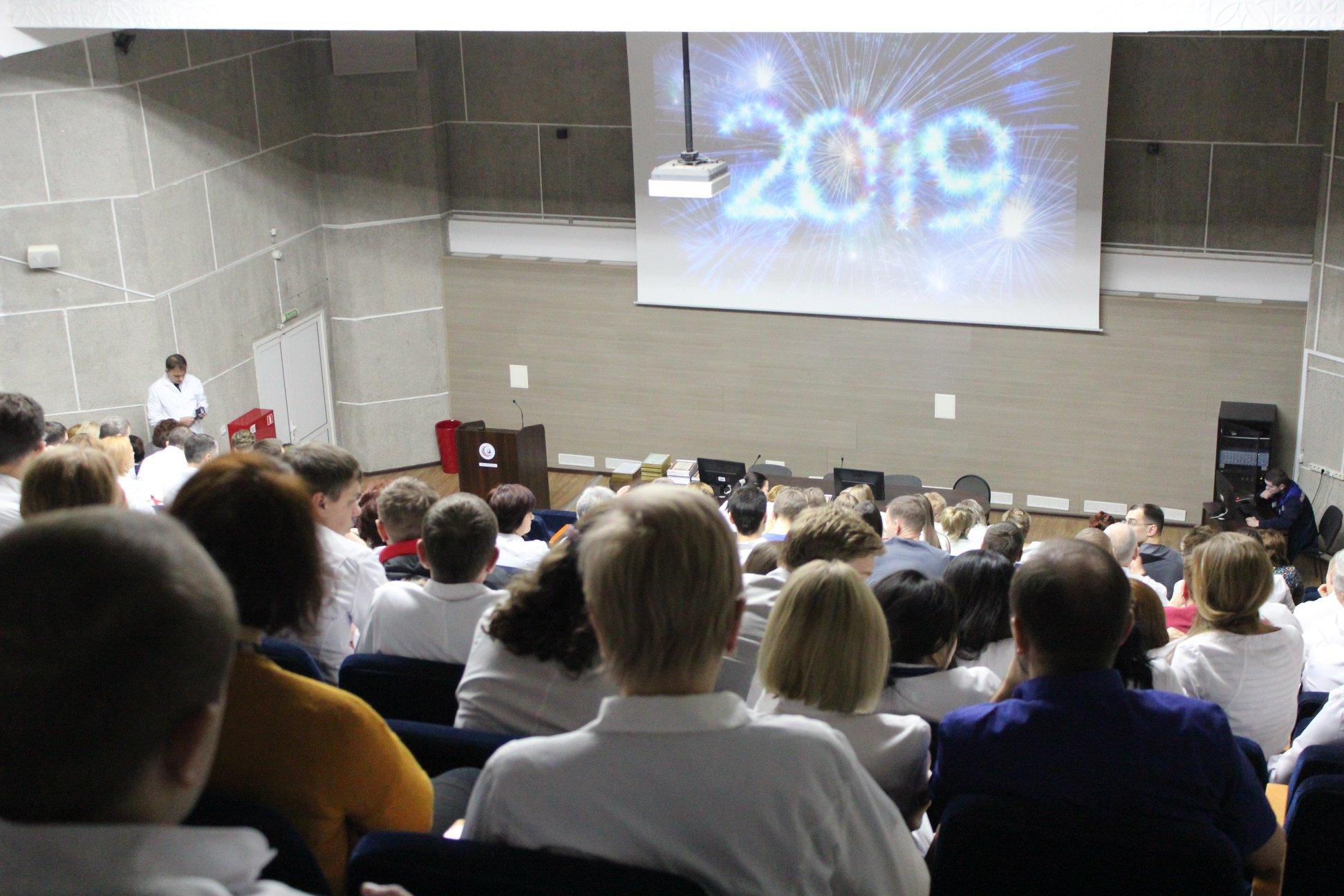 Министр здравоохранения Иркутской области Олег Ярошенко поздравил коллектив Иркутской ордена «Знак Почета» областной клинической больницы с наступающим Новым годом.  Глава здравоохранения региона отметил, что Иркутская областная клиническая больница …
