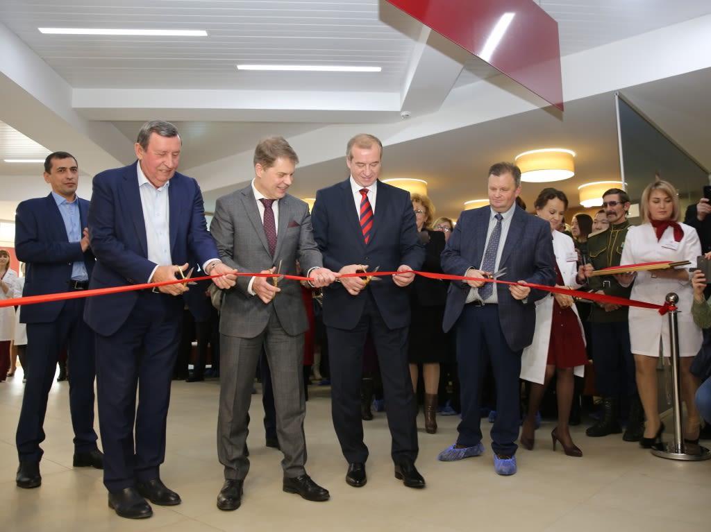 Поликлиника открылась в поселке Молодежный Иркутского района – Областная газета