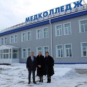 В собственность Прибайкалья приобрели здание для Тулунского медколледжа