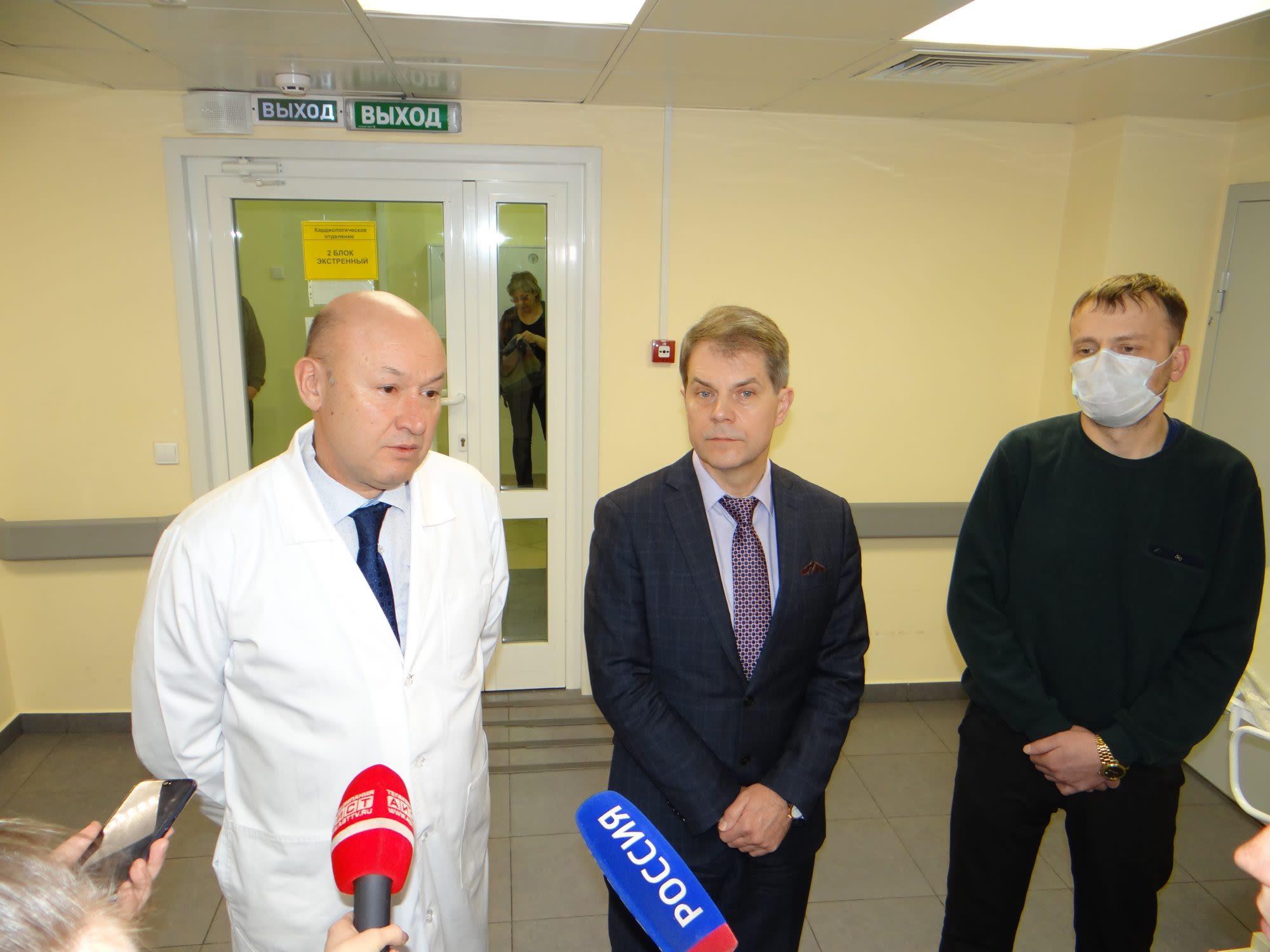 Иркутские врачи намерены проводить до семи операций по пересадке печени в год – Областная газета