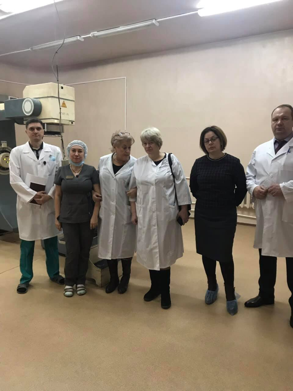 14 февраля специалисты министерства здравоохранения Иркутской области во главе с заместителем министра Еленой Голенецкой провели рабочее выездное совещание в Ангарске. Вместе с замминистра в выездном мероприятии приняли участие взд начальника управле…