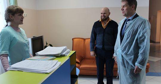 отделение паллиативной помощи открылось в свирской городской больнице