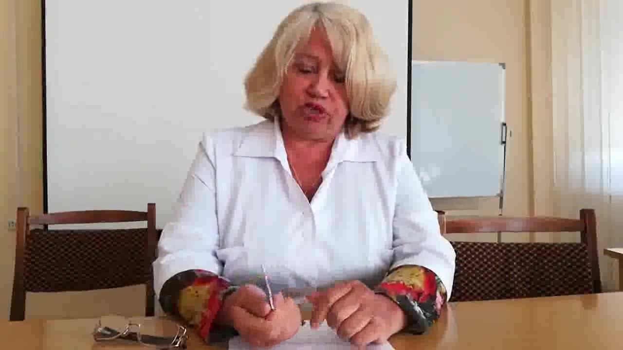 Посмотреть видео «Асманова Ольга Сергеевна – заместитель главного врача по медицинской части»