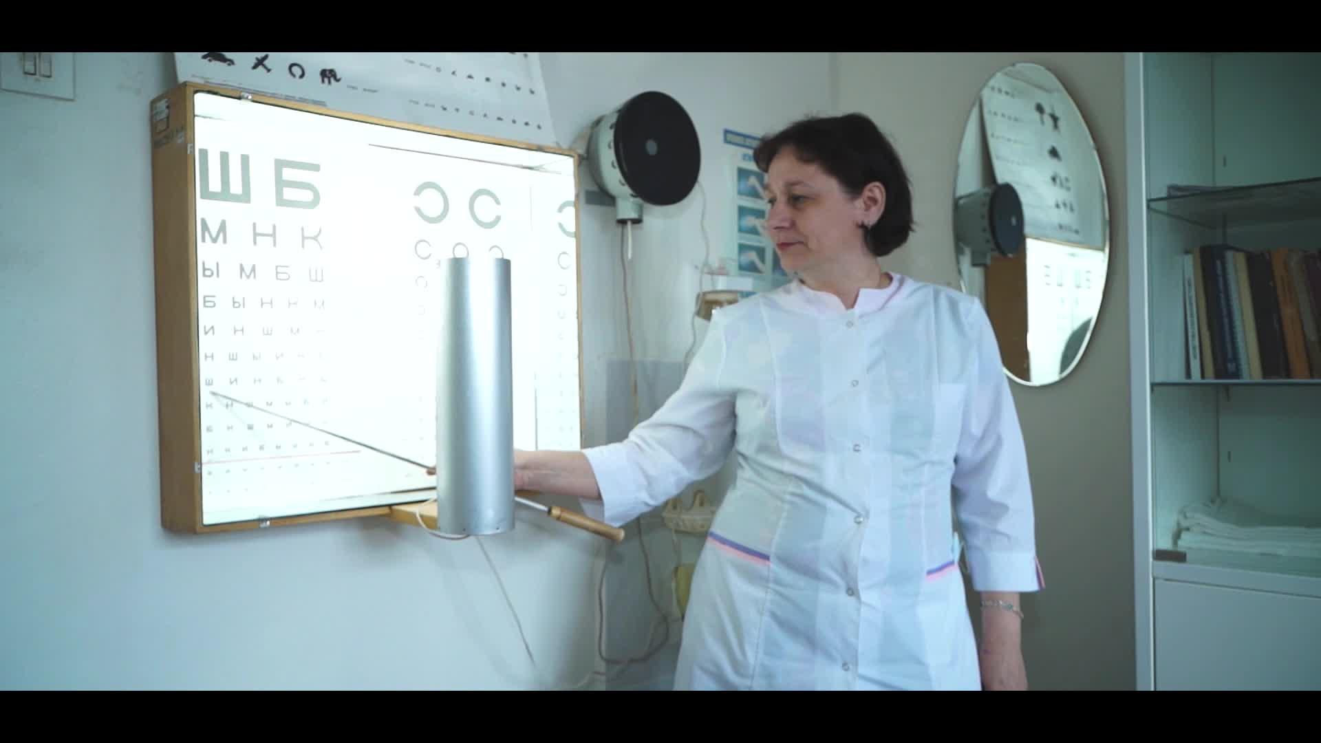 Посмотреть видео «Детская городская поликлиника г. Усть-Илимск – 30 лет»