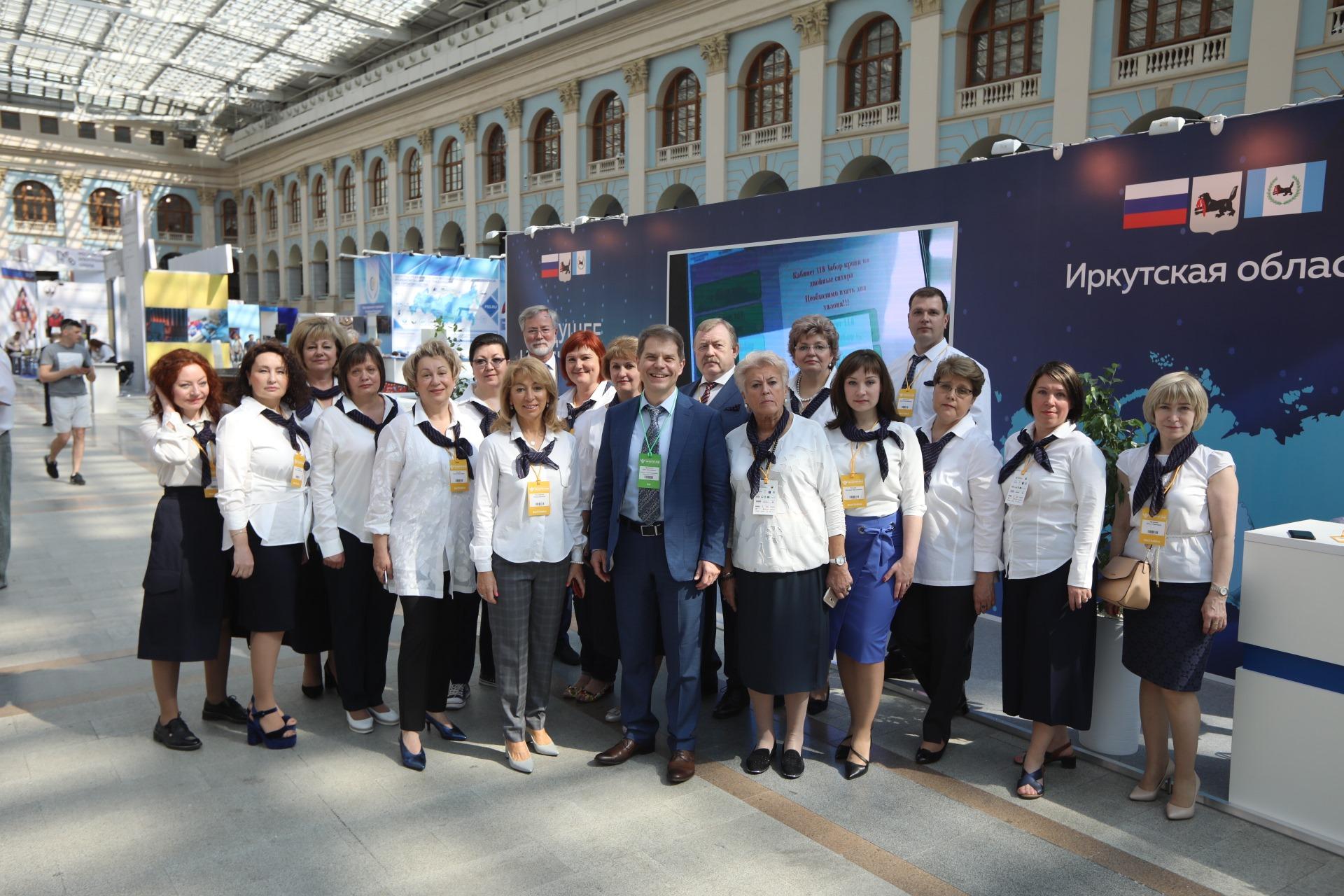 29 мая 2019 года в городе Москве, в «Гостином Дворе» открылся Всероссийский форум «Здоровье нации – основа процветания России» (далее Форум), который продлится до 31 мая.   Организаторами выступили Общероссийская общественная организация «Лига здоров…