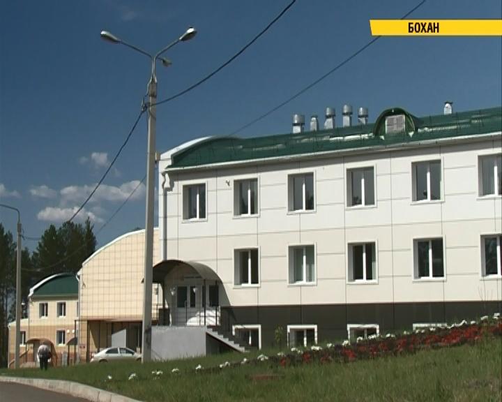 Открыт стационар Боханской районной больницы
