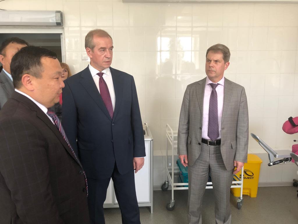 Открылся стационар Боханской районной больницы – Областная газета