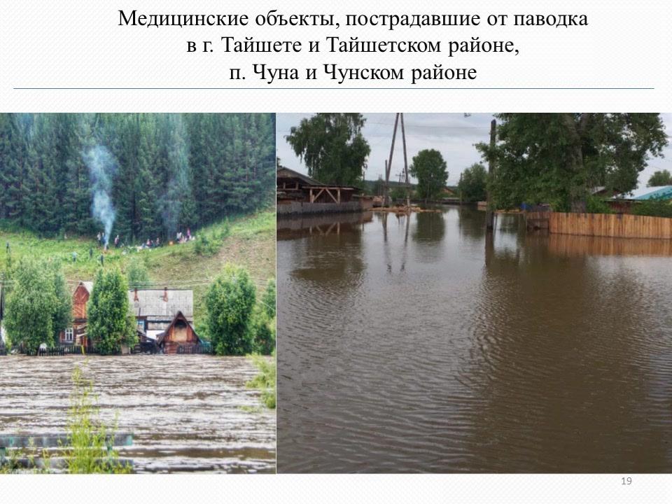 Посмотреть видео «О ликвидации медико-санитарных последствий ЧС в Иркутской области»
