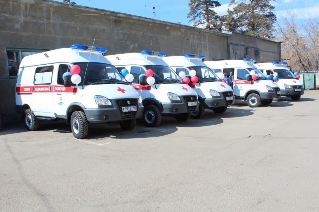 До конца года в Иркутской области купят еще 34 машин скорой помощи – Областная газета